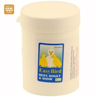 Easy Bird - Rest, Moult & Show