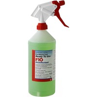 F10 Disinfectant Ready-to-Use & Refill