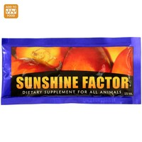 Sunshine Factor Feather & Skin Supplement