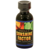 Omega-3 Sunshine Factor 30ml - Organic Supplement