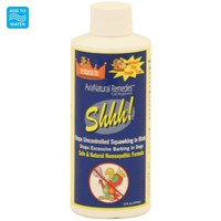 Shhh! - Homeopathic Calming Remedy for Parrots - 6oz