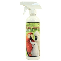 Rainforest Mist for Cockatoos & Macaws
