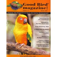 Good Bird Magazine - Volume 3 Issue 4 - Winter 2007