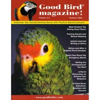 Good Bird Magazine - Volume 4 Issue 2 - Summer 2008