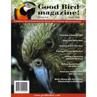 Good Bird Magazine - Volume 4 Issue 4 - Winter 2008