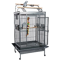Santos Play Gym Top Parrot Cage - 2 Colours