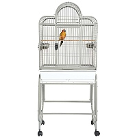 Santa Fe Top Opening Parrot Cage with Stand - 2 Colours