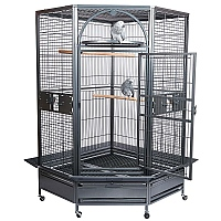Toronto Corner Cage - Large - Antique
