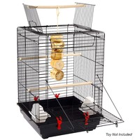 Okran Top Opening Small Bird Cage