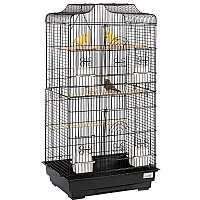 Lotus Tall Small Bird Cage