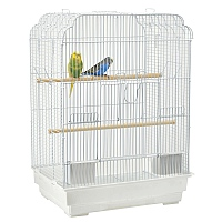 Missouri Open Top Small Bird Cage