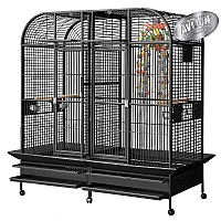Montana Los Angeles Large Parrot Cage with Divider