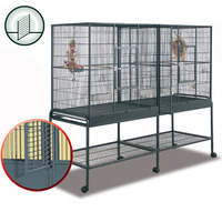 Montana Madeira Double Parrot Cage
