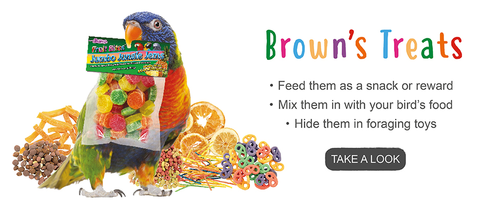 Click for Brown's treats