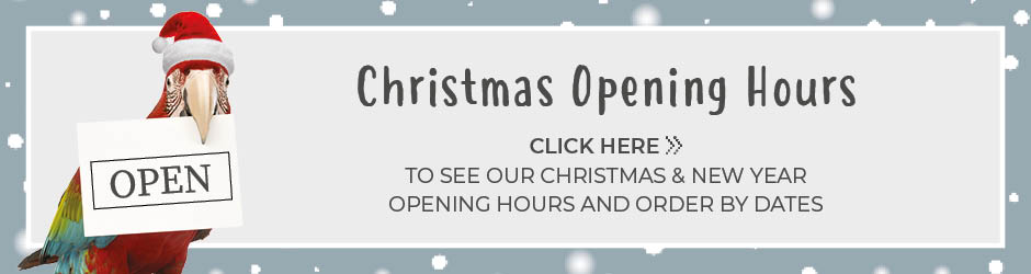 Click for Christmas opening hours