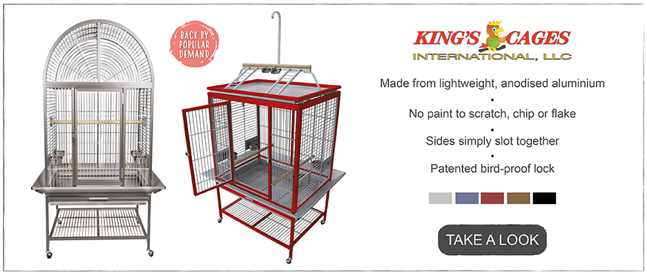 Click to order King's cages