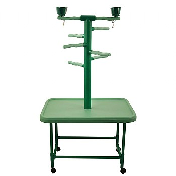 AcroBird Elevated Play Parrot Tower - Medium