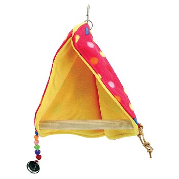 Northern Parrots Parrot Perch Tent - Medium