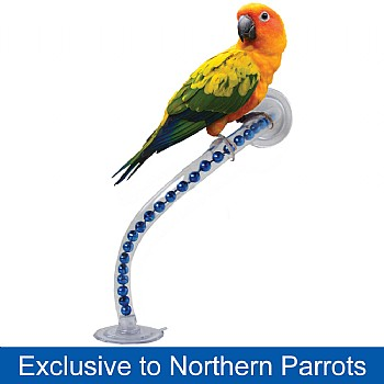 Happy Parrot Perch - Medium