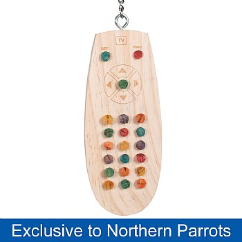 Remote Control Chewable Parrot Toy