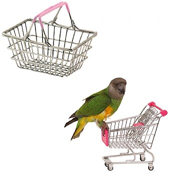 Shopping Trolley and Basket Kit