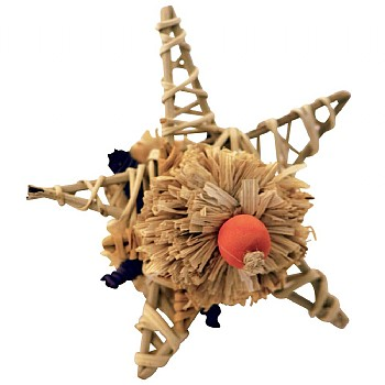 Vine Star Chew Parrot Foot Toy