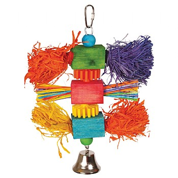 Preen & Spin Preening Parrot Toy
