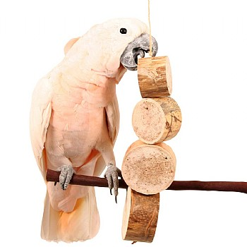 Bird Kabob - Mucho Grande - Natural Chewable Parrot Toy