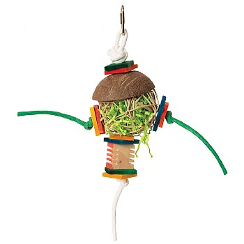 Chita Chewable Foraging Parrot Toy