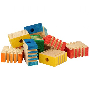Groovy Blocks Parrot Toy Making Parts - Small
