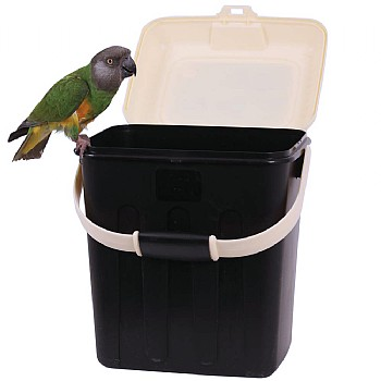 Storage Box for Parrot Food - Small