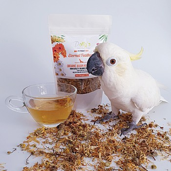 Polly`s Natural Eternal Feathers Organic Avian Herbal Tea