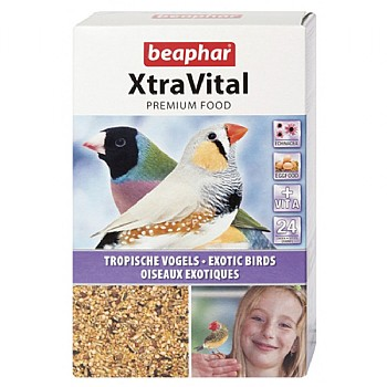 XtraVital Vitamin Enriched Finch Food 500g