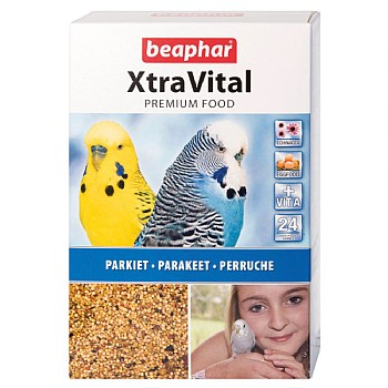 XtraVital Vitamin Enriched Budgie Food
