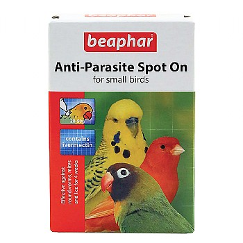 Anti-Parasite Spot On - Small Birds