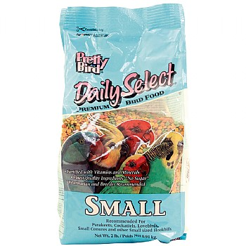 Pretty Bird Daily Select Small Complete Food