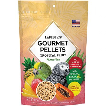 Lafeber Gourmet Pellets - Tropical Fruit - Parrot Food