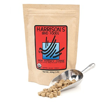 Harrisons Harrison`s High Potency Coarse-Complete Organic Parrot Food
