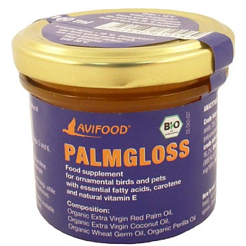 Palmgloss - 100ml - Dietary Supplement for Parrots