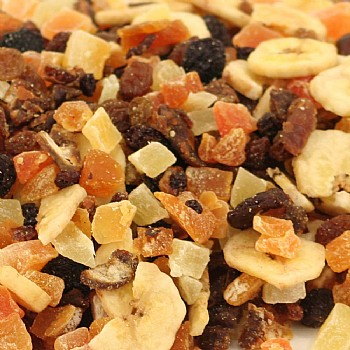 Tidymix Mixed Fruit Parrot Treat - 500g - Human Grade
