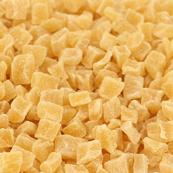 Tidymix Diced Pineapple Parrot Treat - 500g