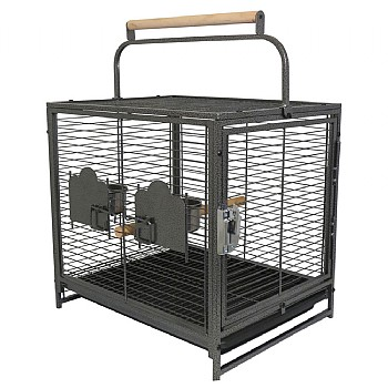 Northern Parrots Parrot Travel Cage - Medium