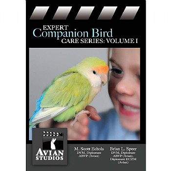 Northern Parrots Expert Parrot Care Series DVD - Volume I