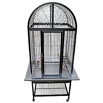 Kings Cages King`s Aluminium ACA2522 Arch Top Parrot Cage