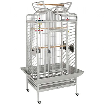 Liberta 2nd Edition Voyager Open Top Parrot Cage