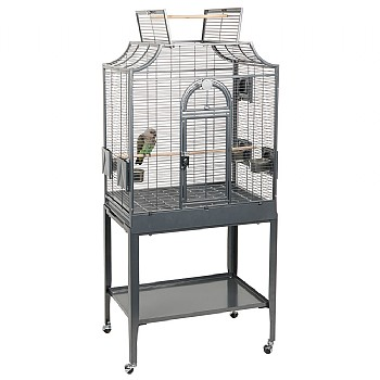 Amazona 1 Top Opening Parrot Cage and Stand