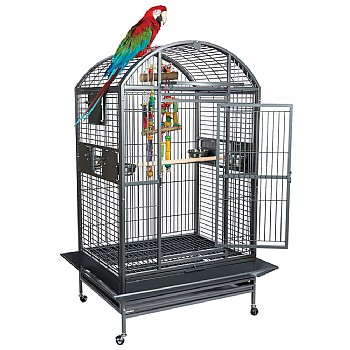 Rainforest Cages Santos Dome Top Parrot Cage