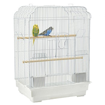 Liberta Cages Missouri Open Top Small Bird Cage