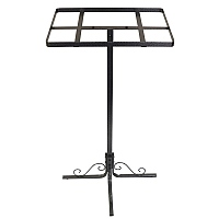 Pedestal Stand for Tabletop Parrot Stand