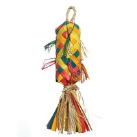 Woven Wonders Coloured Pinata Parrot Toy - Small